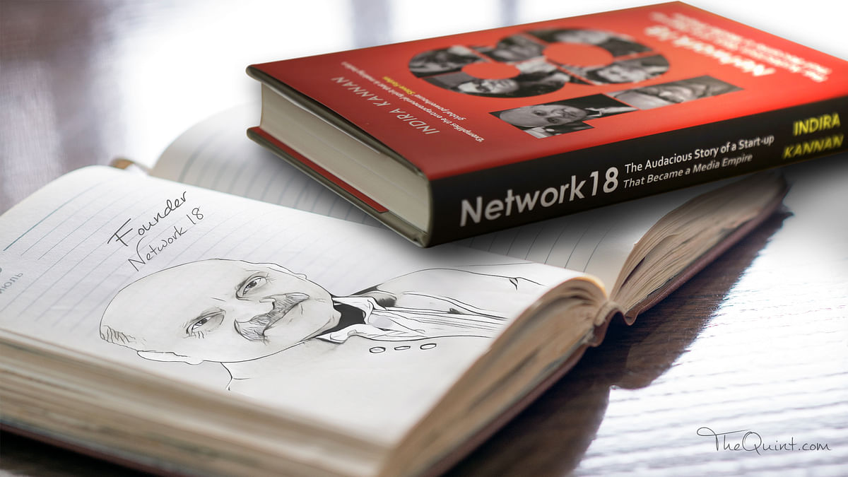 Network18: Colors and the Curse of Being Number One