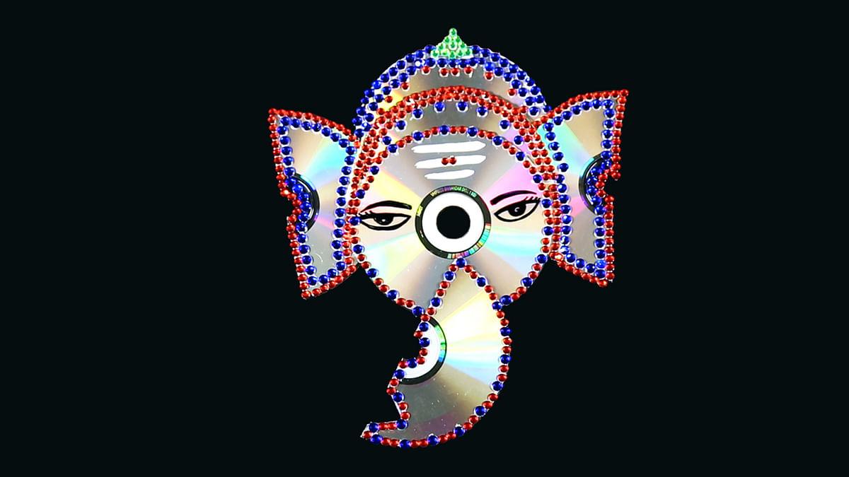 Ganpati Bappa Morya! (Photo: The Quint)