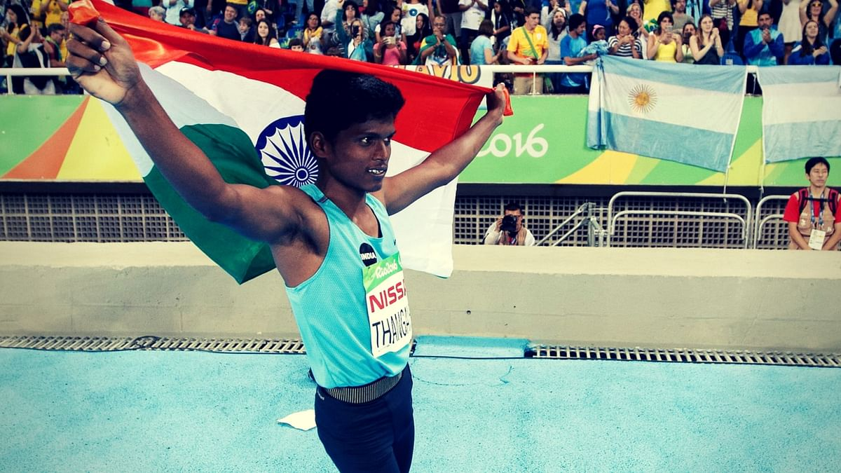 M Thangavelu – India's Gold Medallist in High Jump at Paralympics