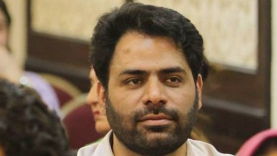 "Kashmiri human rights activist Khurram Parvez was arrested from his home in Srinagar on the night of 15 September. (Photo: Facebook/<a href=""https://www.facebook.com/photo.php?fbid=10153696203228352&amp;set=ecnf.675103351&amp;type=3&amp;theater"">Khurram Parvez</a>)"