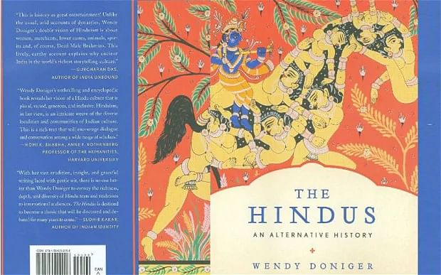 Wendy Doniger's <i>The Hindus</i>.