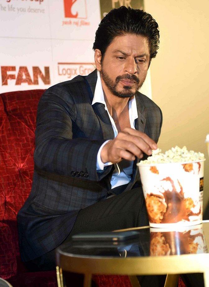 SRK is a complete foodie. (Photo: Yogen Shah)