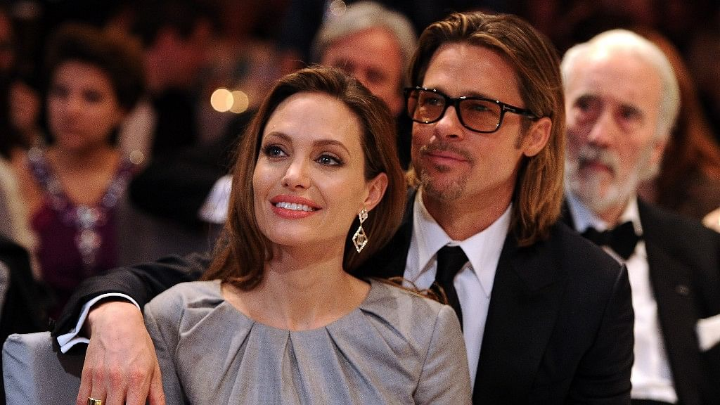 Brangelina may now be thing of the past, but back when they were together, she said being pregnant was great for their sex life.