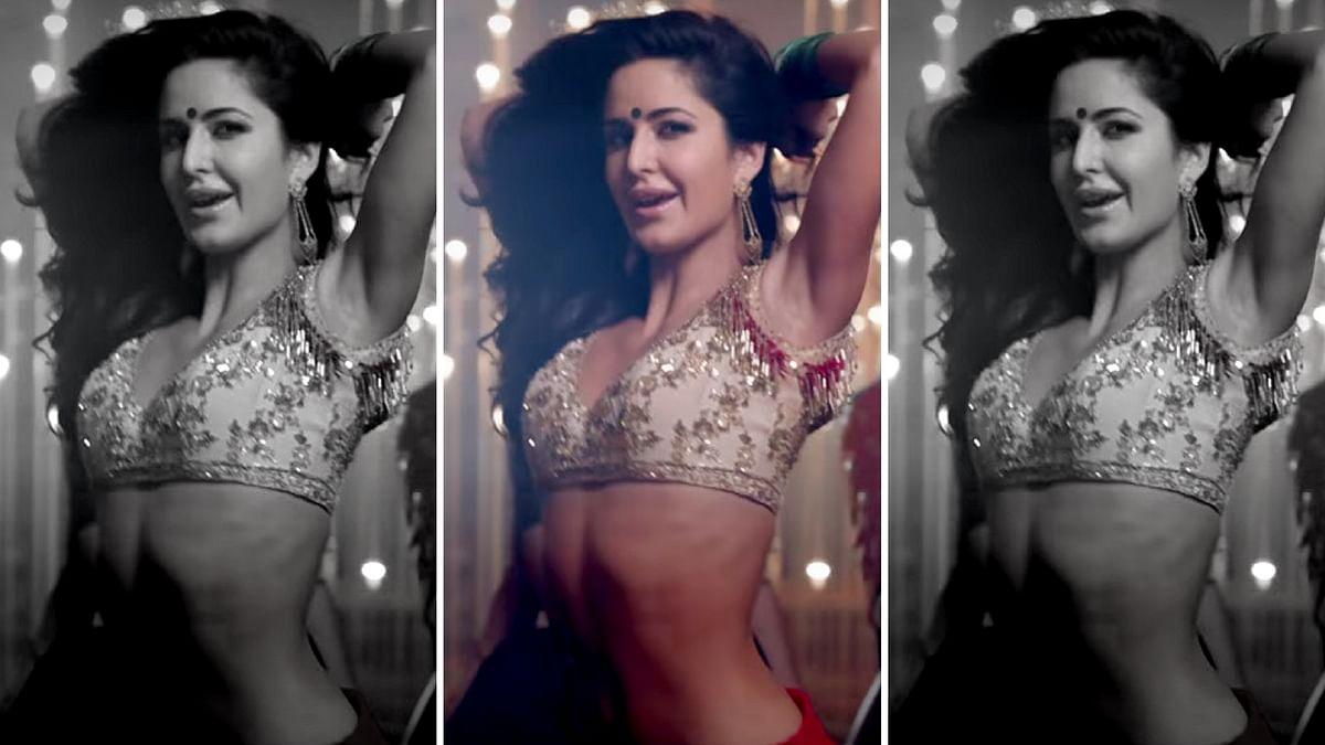 Katrina Kaif's <i>Kaala Chashma </i>is still roaring as a chartbuster. (Photo courtesy: Spice PR Team)
