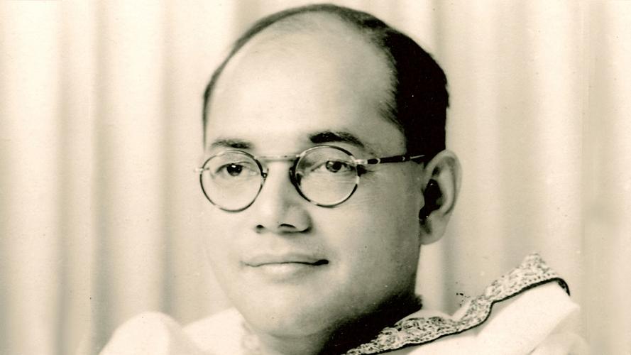 File photo of Netaji Subhas Chanra Bose (Photo Courtesy: netaji.org)