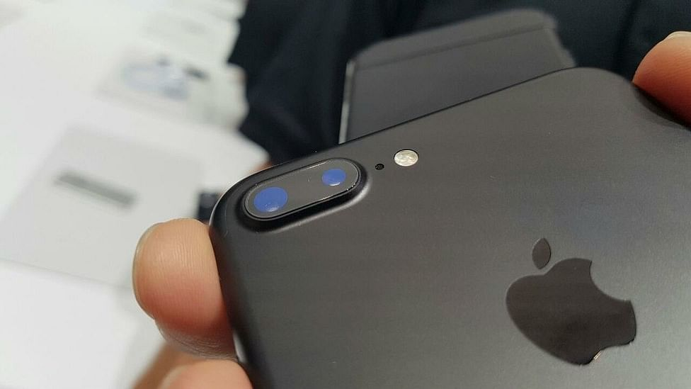 Apple iPhone 7 Plus with dual-camera this year. (Photo: <b>The Quint</b>)