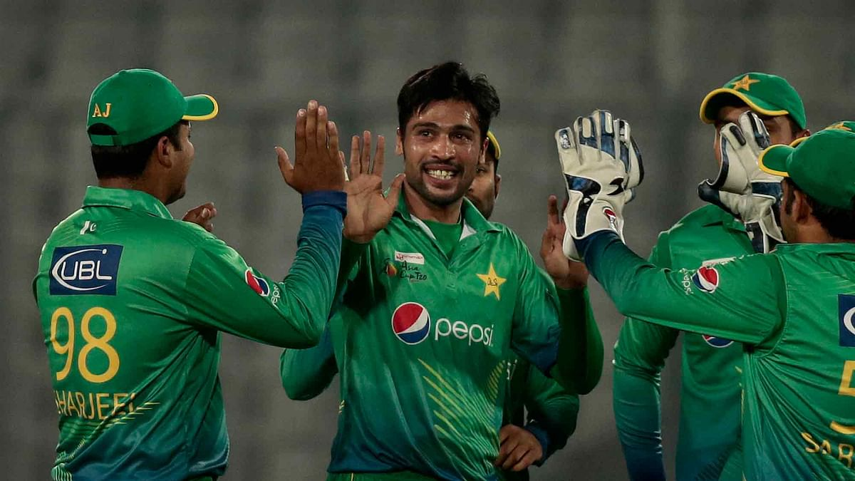 Amir performed well during the Asia Cup earlier this year, but then lost form in the subsequent tournaments. (Photo: AP)