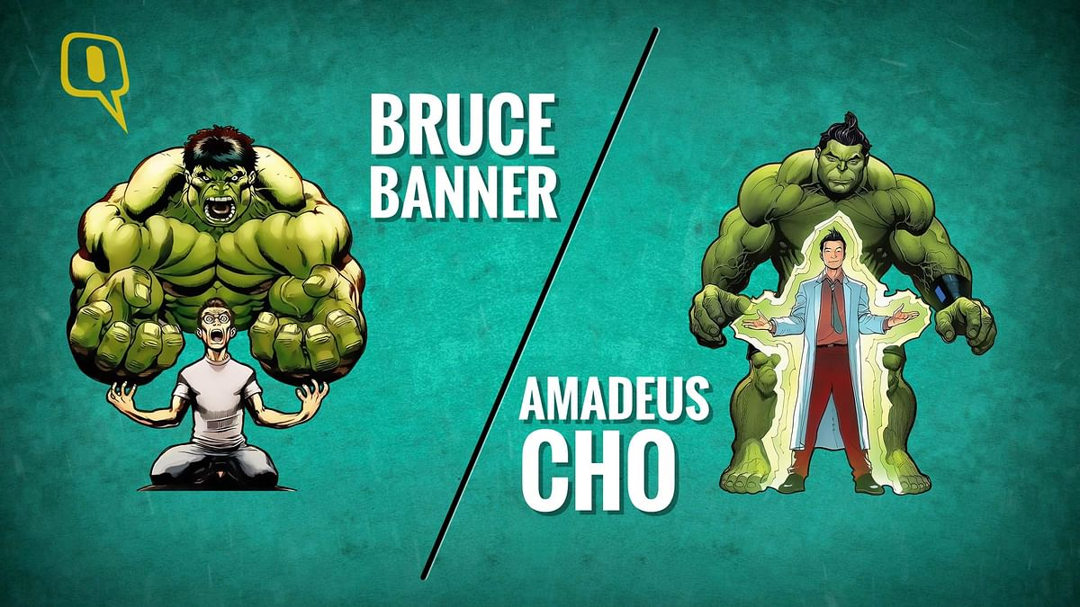 The Hulk might not know martial arts but can still cause some serious damage.