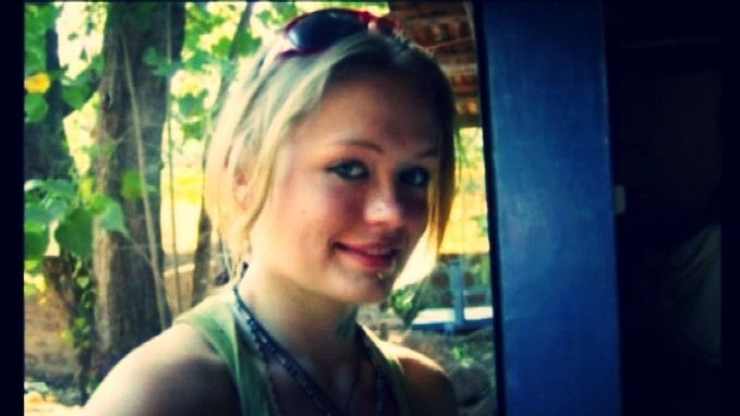 Scarlett Keeling was allegedly raped and murdered in February 2008. (Photo Courtesy: YouTube screengrab)