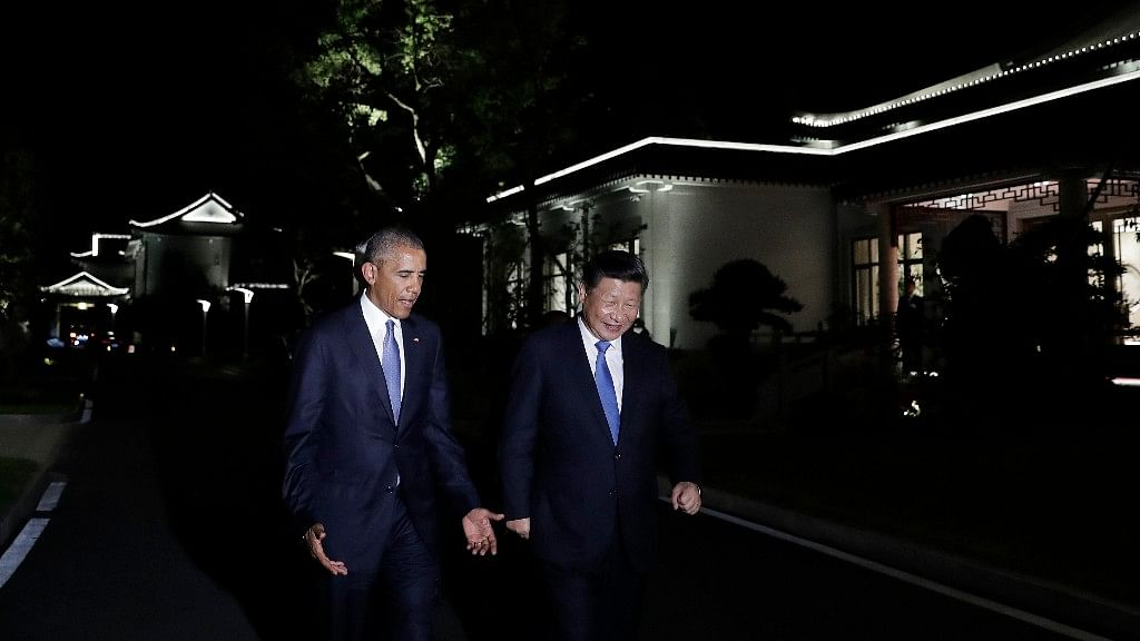 Obama said that the recent UN tribunal ruling against China is binding and clarifies the maritime rights issue. (Photo: AP)