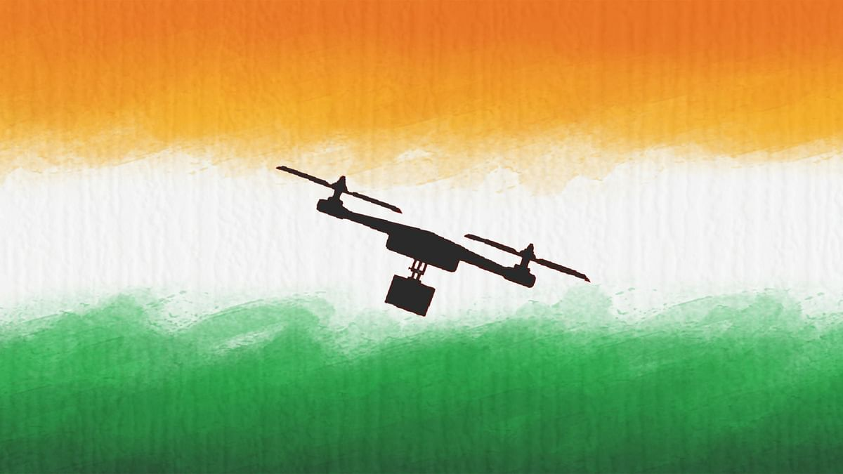 How Far Is India From Flying Drones?