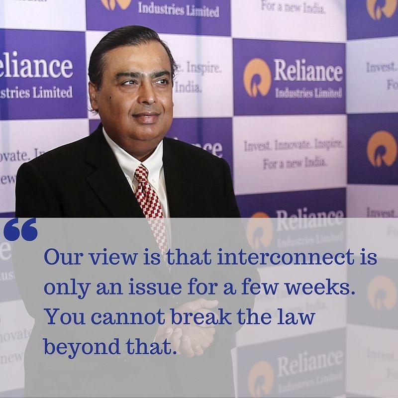 Mukesh Ambani on the Modi Ad Controversy, Reliance Jio and More