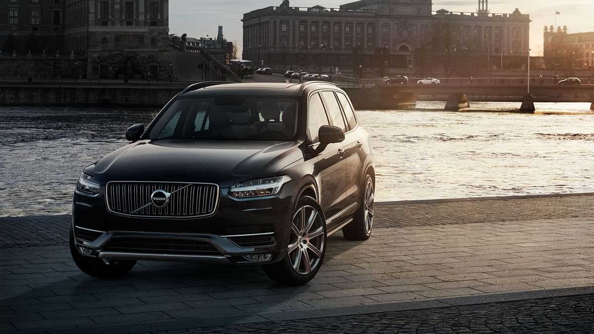 """Volvo XC90 T8 is luxury on the wheels. (Photo Courtesy: <a href=""""http://www.volvocars.com/in/cars/new-models/xc90-excellence?utm_source=sendy&amp;utm_medium=mailer14sept"""">Volvo</a>)"""