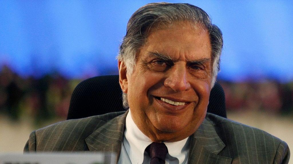 A file photo of Ratan Tata.