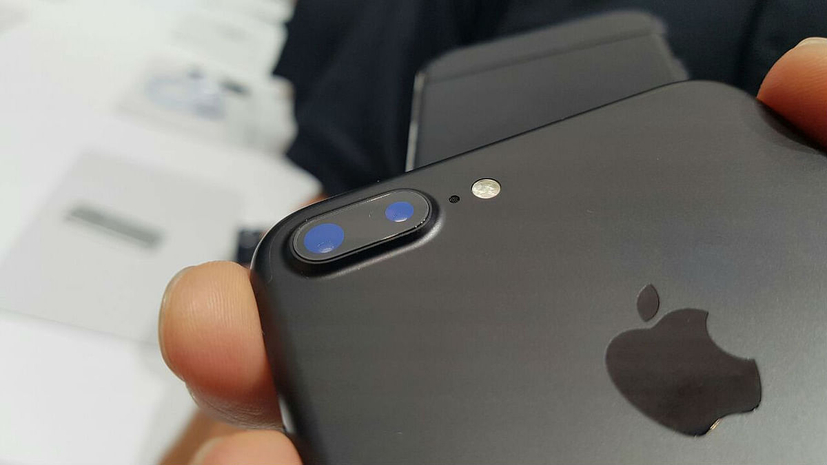 Apple iPhone 7 Plus gets dual 12-megapixel cameras. (Photo: <b>The Quint</b>)