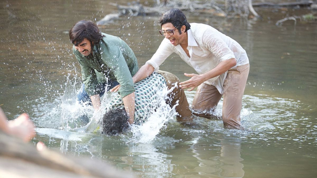 Ranvir Shorey and Gulshan Devaiah in a scene from <i>A Death in the Gunj. </i>(Photo courtesy: TIFF)