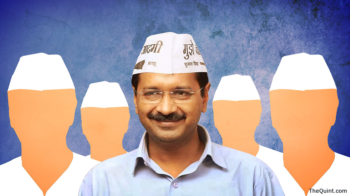 With AAP plagued by controversies, its 'party-with-a-difference' tag will be hard to defend. (Photo: Lijumol Joseph/ <b>The Quint</b>)