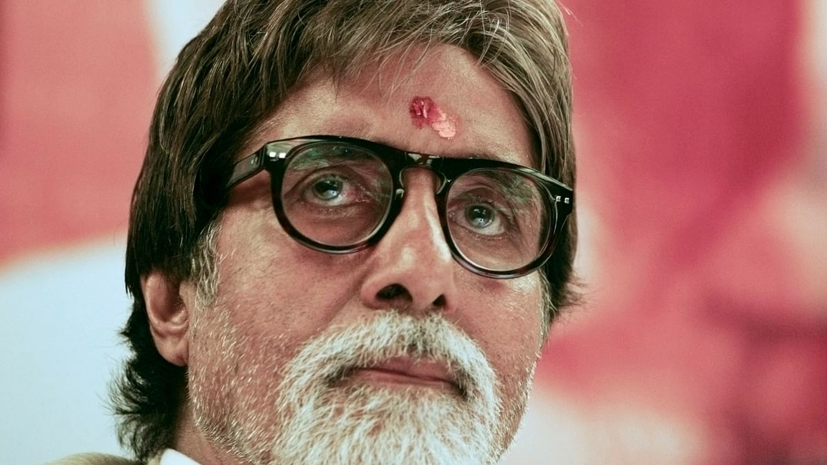 Amitabh Bachchan had been roped in for the lead role in <i>Gunahon ka Devta</i> when he was  just starting his career. (Photo: Reuters)