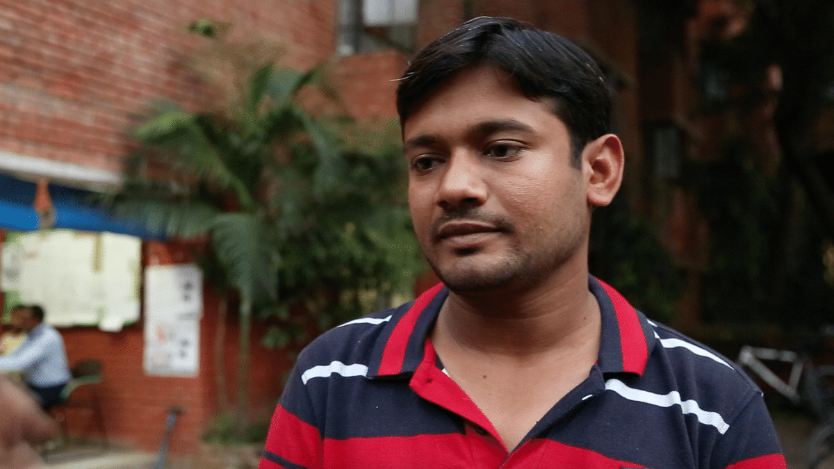 Kanhaiya Kumar's party AISF is not contesting this year's JNUSU election. (Photo: <b>The Quint</b>)