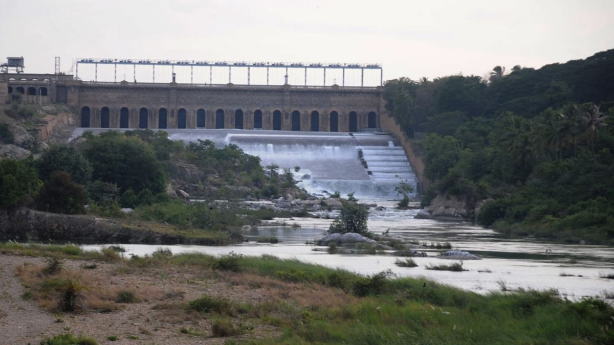 Tamil Nadu and Karnataka's Cauvery basin reservoirs are half as full as they should be. (Photo: IANS)