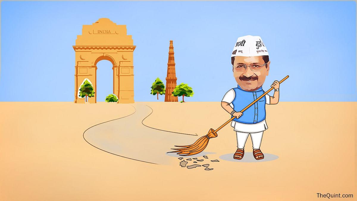 Recent events involving AAP show that Kejriwal's own standards of ethics could devour him. (Photo: Lijumol Joseph/ <b>The Quint</b>)