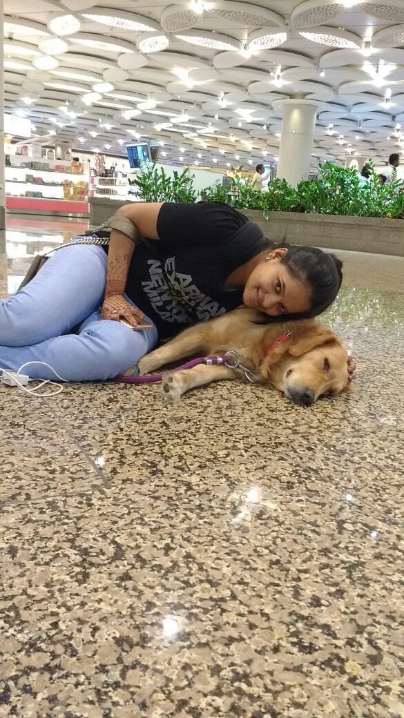 """Animal-assisted interventions have become increasingly popular across the world, with the therapist using the interaction to improve a person's cognitive, social and emotional functioning.&nbsp;(Photo Courtesy: Animal Angels Foundation/<a href=""""http://www.animalangels.org.in/"""">www.animalangels.org.in</a>)"""