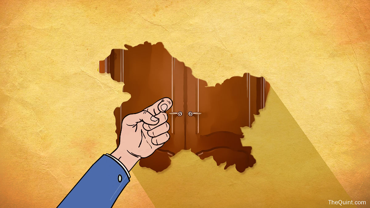Centre should stop treating the Kashmiris as a monolith group, instead, it should try and reach out to different sections across the Valley. (Photo: Lijumol Joseph/ <b>The Quint</b>)