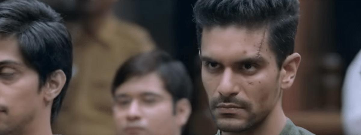 "Rajveer (Angad Bedi) plays a pivotal role in the film. (Photo Courtesy: <a href=""https://www.youtube.com/watch?v=AL2TShb6fFs"">Screengrab of trailer</a>)"