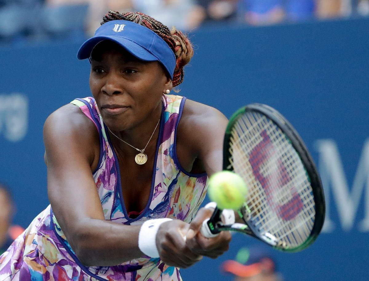 Venus Williams. (Photo: AP)