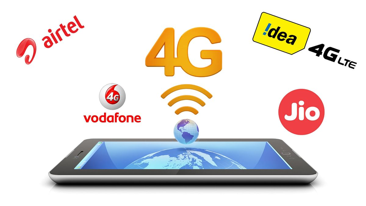 4G VoLTE is the future of telecom in India. (Photo: <b>The Quint</b>)