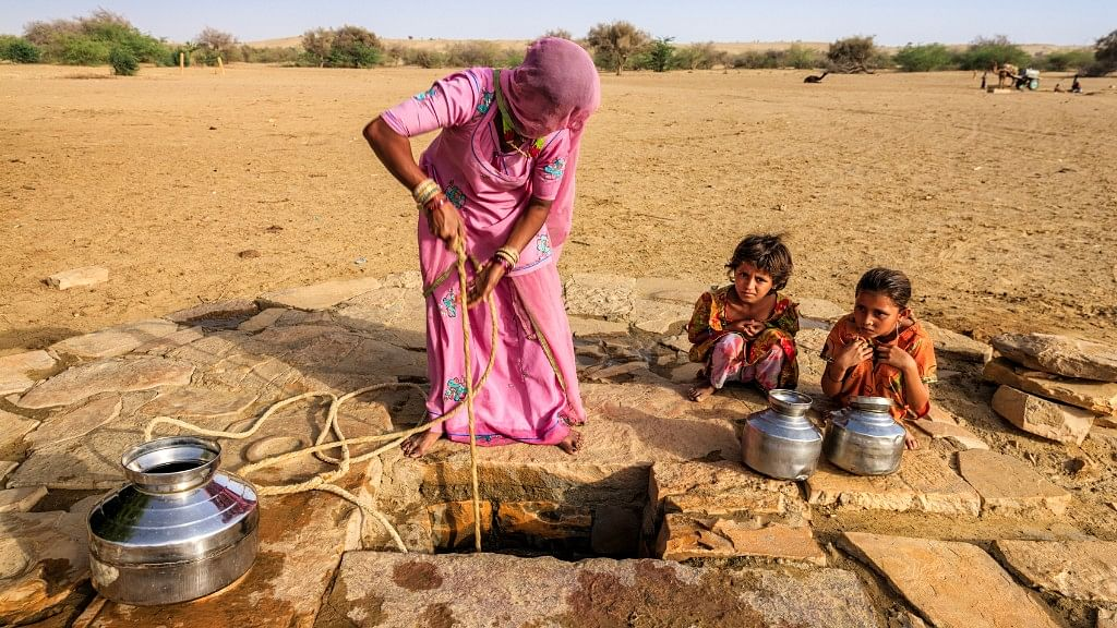 $1Bn Spent On Irrigation in Rajasthan, But Barmer is 80% Rainfed