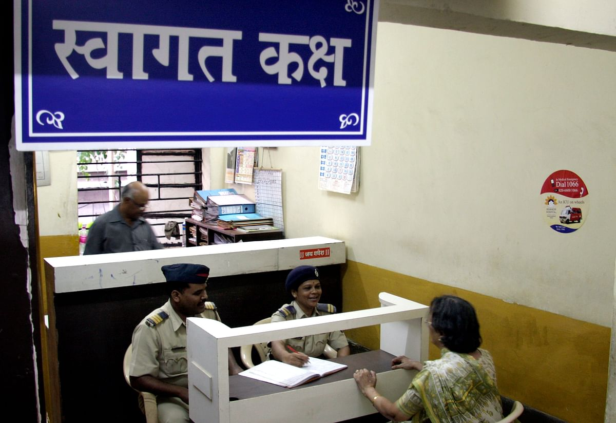 A lot of police stations across the country still lack basic amenities. (File photo: PTI)