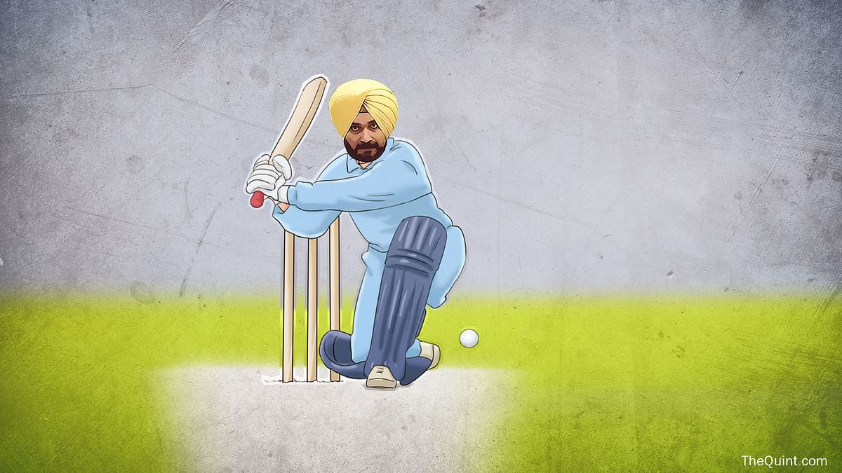 Navjot Singh Sidhu formed a new party for the Punjab 2017 elections on Friday. (Photo: Liju Joseph/<b> The Quint</b>)