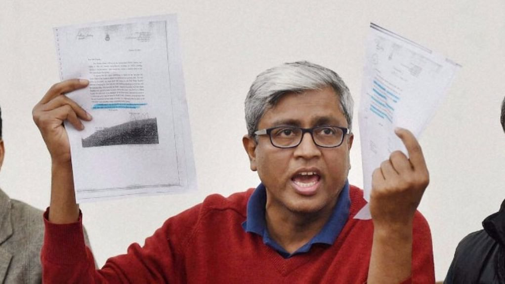 A file photo of AAP leader Ashutosh. (Photo: PTI)