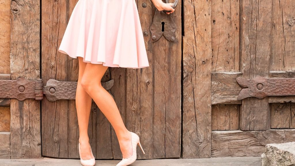 Will the length of a skirt now ensure a woman's safety in India? (Photo: iStock)