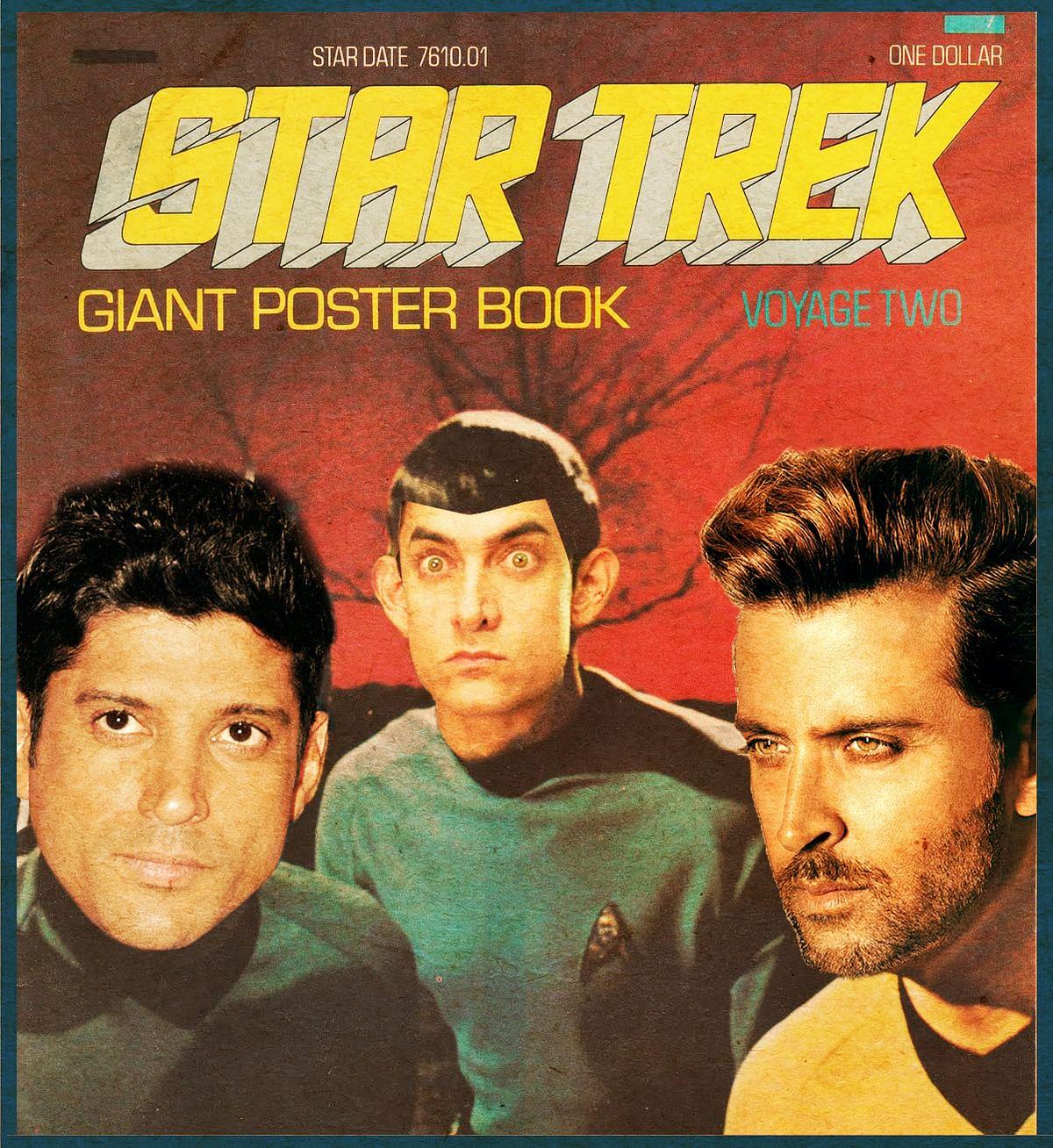 So here's our casting for&nbsp;<i>Star Trek</i>. (Photo: Veeru Krishan Mohan/<b>The Quint</b>)