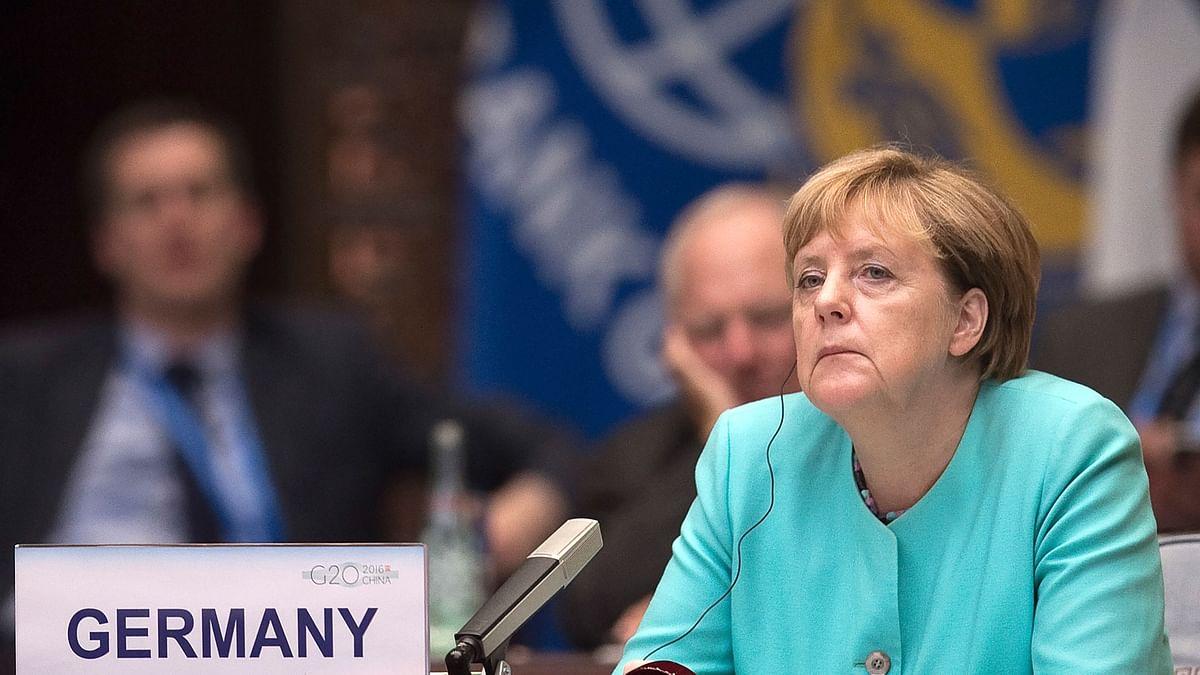 German Chancellor Angela Merkel. (Photo: AP)