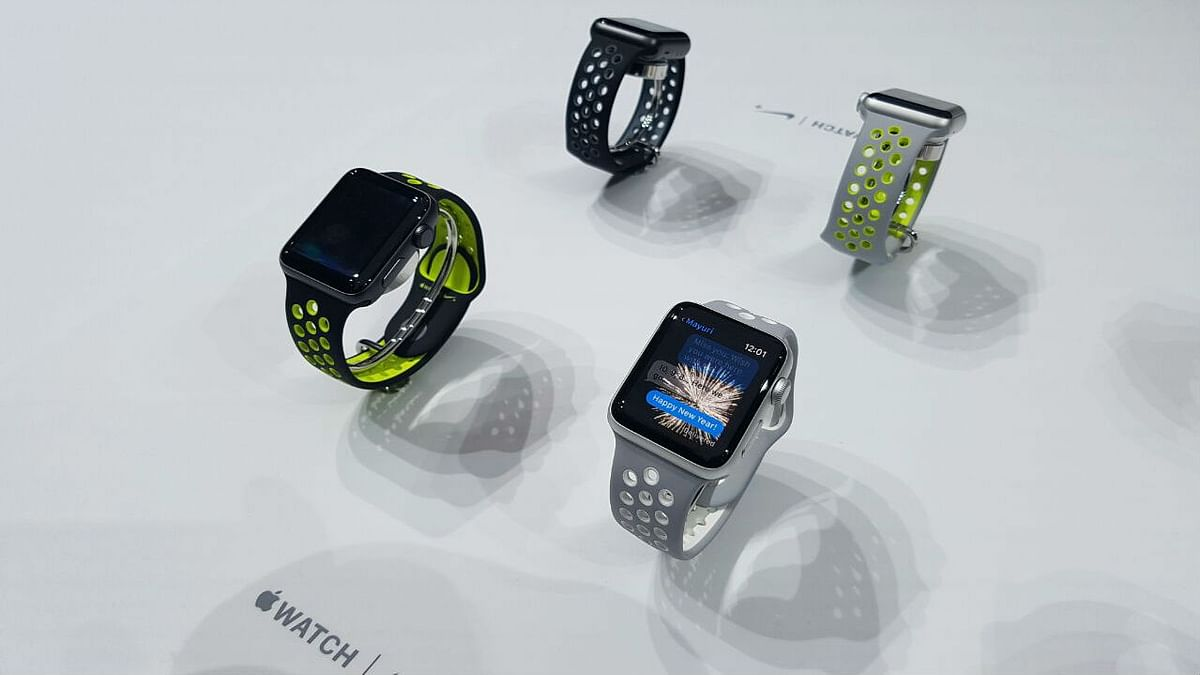Apple Watch Nike+ is tailormade for the fitness freaks. (Photo: <b>The Quint</b>)