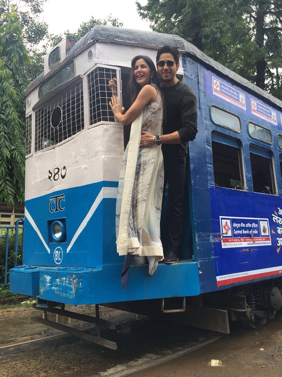 Were Katrina Kaif and Sidharth Malhotra planning to escape before the release of the film? (Photo Courtesy: Spice PR Team)