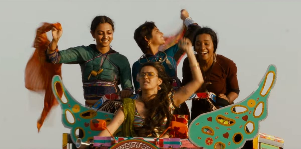 """A still from the film <i>Parched</i>. (Photo Courtesy: <a href=""""https://www.youtube.com/watch?v=m69d-KNi2Q0"""">Youtube</a>)"""