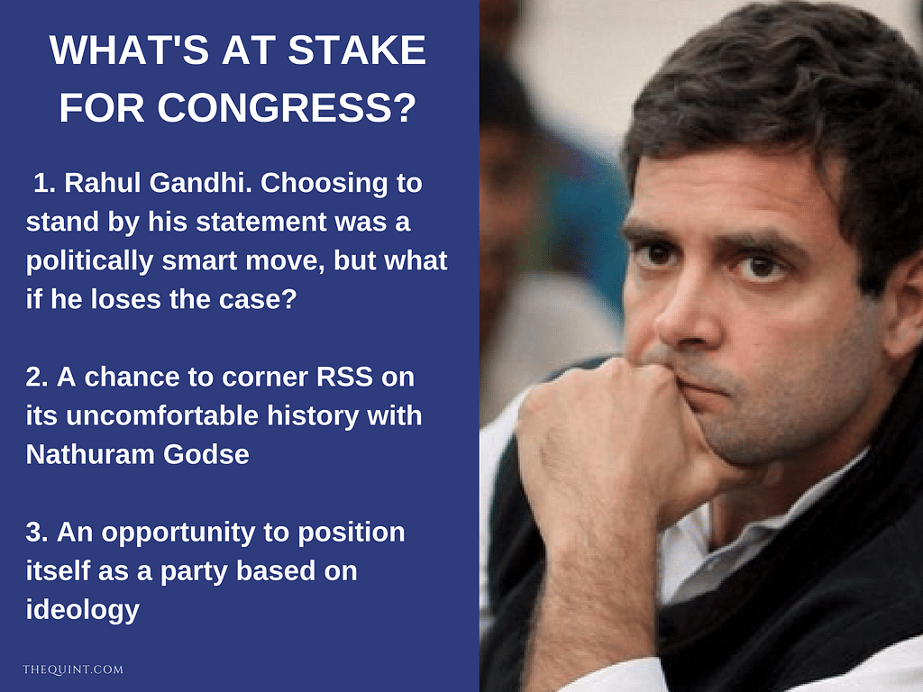 Rahul Gandhi's Defamation Trial is a Political Misfire by the RSS