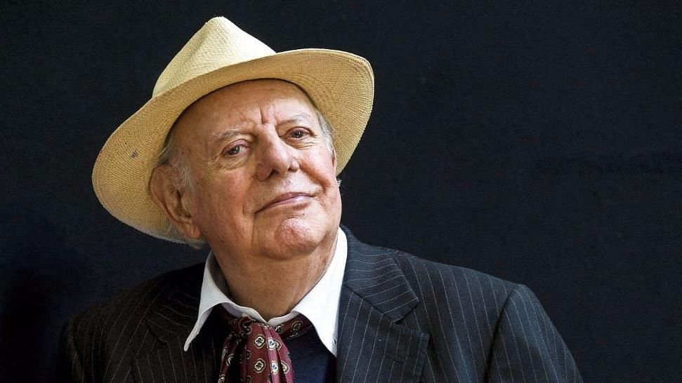 """Dario Fo's plays have been widely performed in contemporary times. (Photo Courtesy: Twitter/<a href=""""https://twitter.com/YanniKouts"""">@YanniKouts</a>)"""