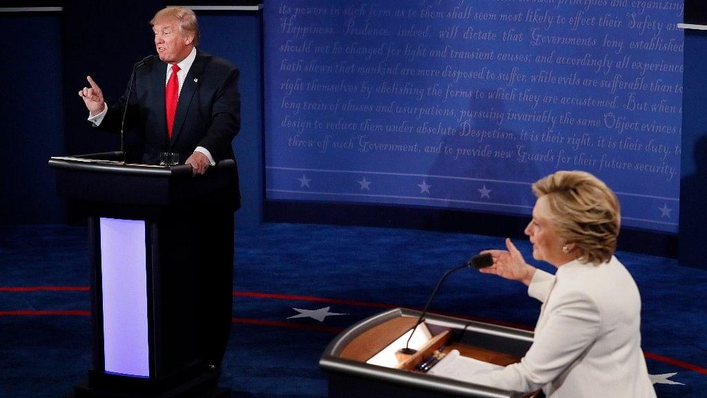 Final US Presidential Debate: Clinton & Trump on Syrian Crisis