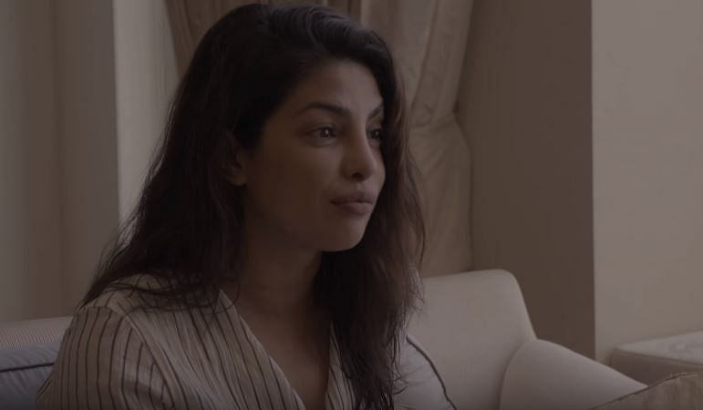 """Priyanka in a tell-all reveals how she didn't settle for anything less than what she deserved. (Photo Courtesy: <a href=""""https://www.youtube.com/watch?v=q9EKYKQWo5A"""">Youtube/FilmCompanion</a>)"""