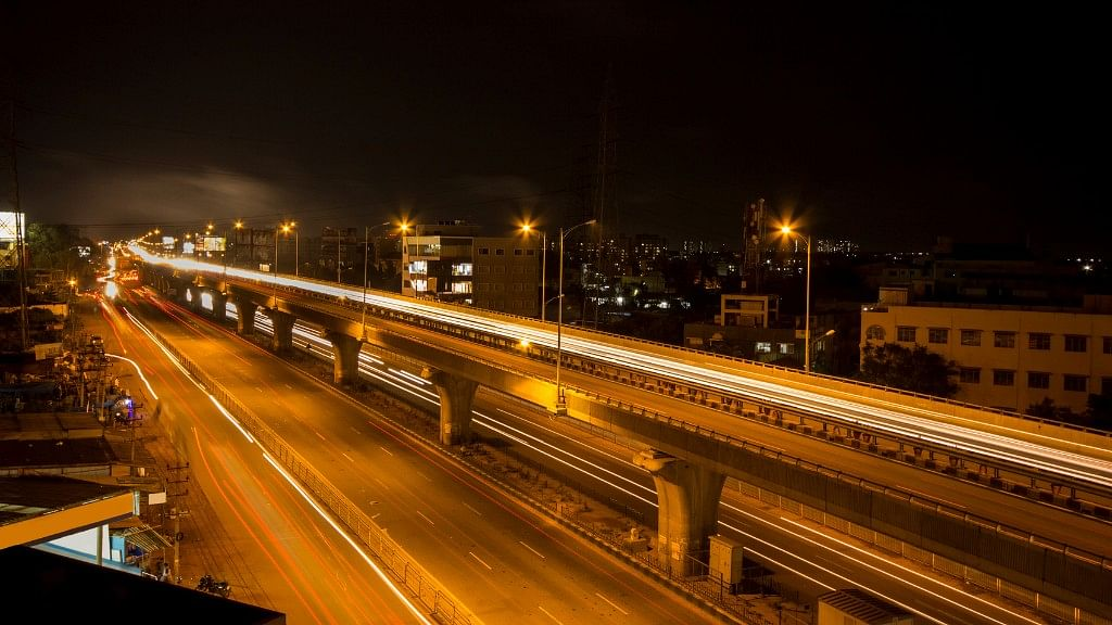 Despite protests,the BDA has decided to go ahead with the construction of the 6.7 km steel flyover. Image used for representational purpose.