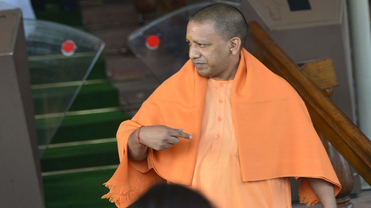 Yogi Adityanath. (Photo: IANS)