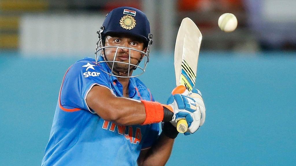 FIle photo of Suresh Raina. (Photo: Reuters)