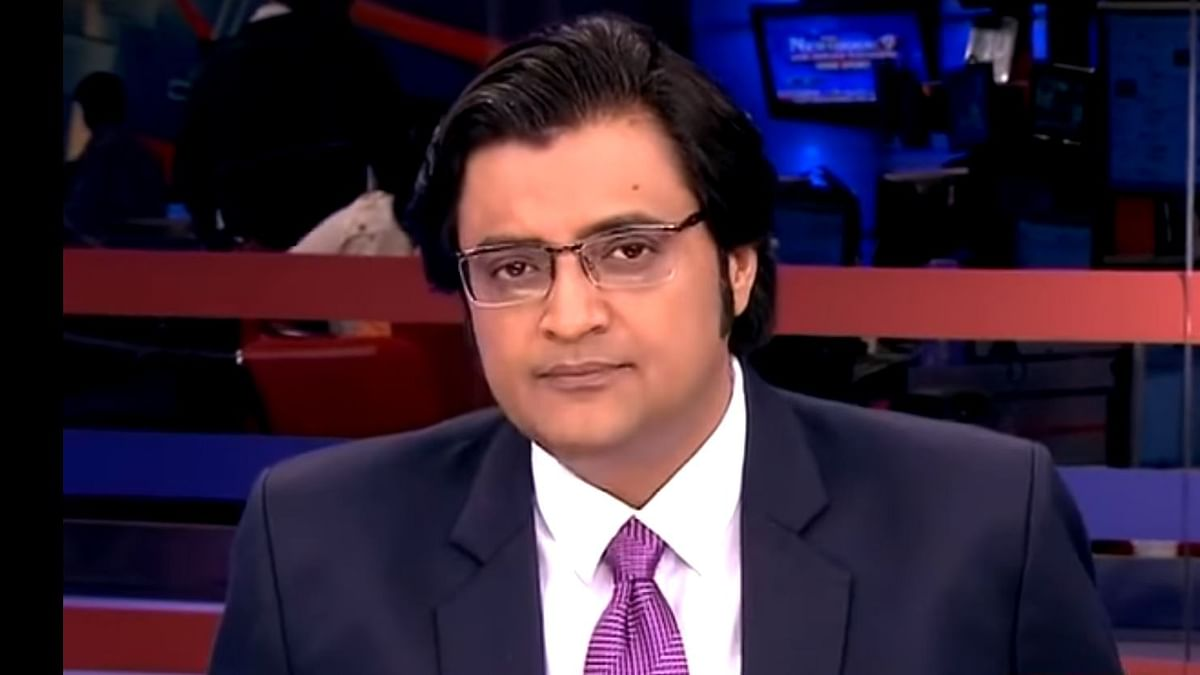 """Since the news of India's surgical strikes across the LoC first broke, Arnab has been  taking a laudatory stance defending the Centre. (Photo Courtesy: YouTube/<a href=""""https://www.youtube.com/channel/UC6RJ7-PaXg6TIH2BzZfTV7w"""">TIMES NOW</a>)"""