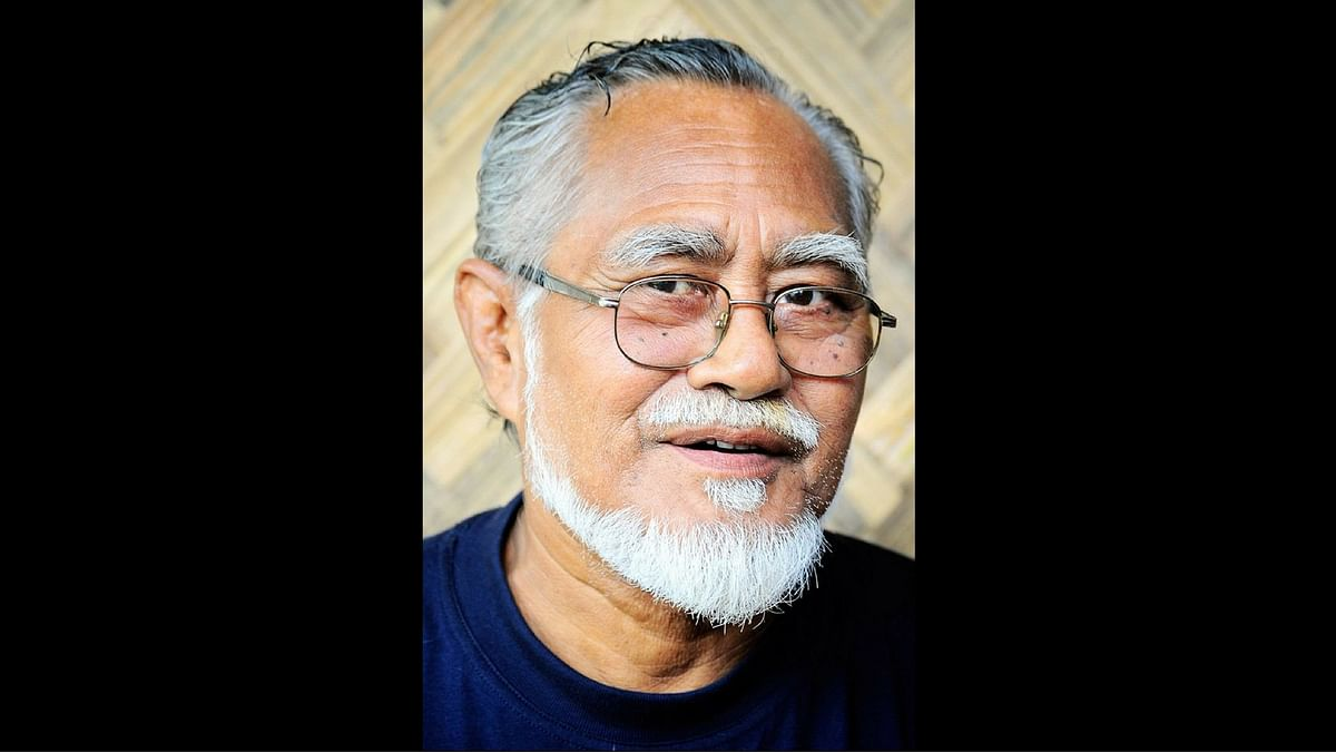 The founder of Kalakshetra Manipur, Kanhailal has been actively involved in threatre for the last 40 years.