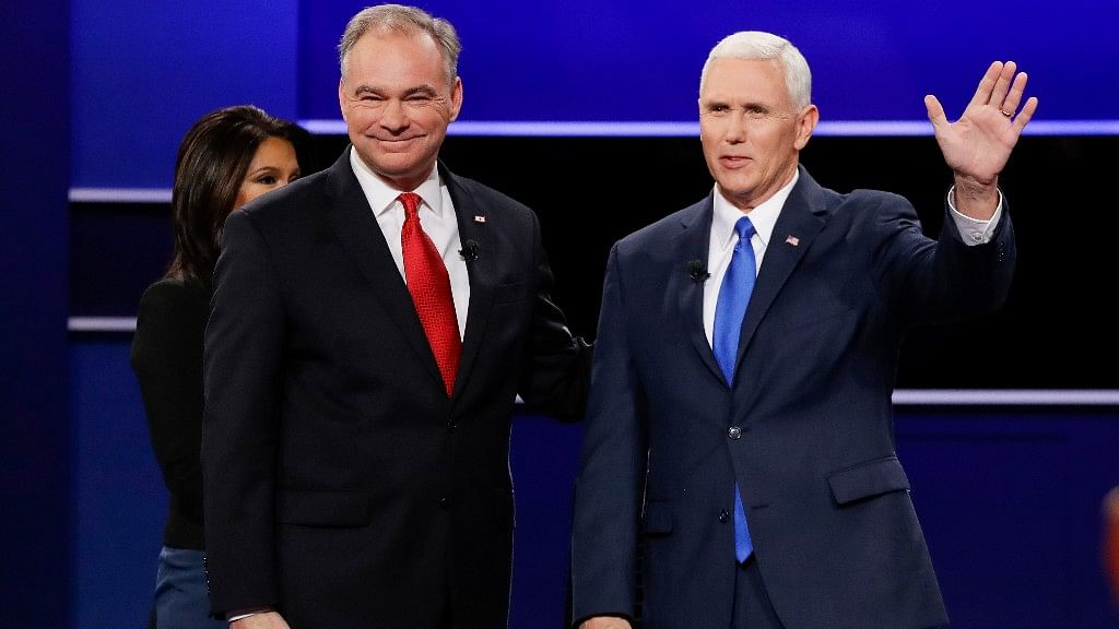 Not all the claims in the Vice Presidential debate stand up to scrutiny, and here is how they compare to the facts. (Photo: AP)